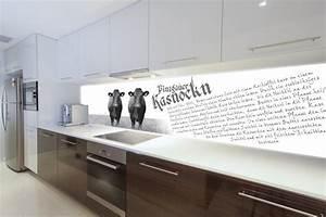 Kuchenruckwand aus glas kuchen regional for Küchenrückwand beleuchtet