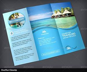 Free Brochure Maker Download Travel Trifold Brochure Volume 1 By Vinirama Graphicriver