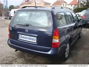 Opel Astra Occasion : opel astra break 1 6l 16v essence 2001 occasion auto opel astra break ~ Medecine-chirurgie-esthetiques.com Avis de Voitures
