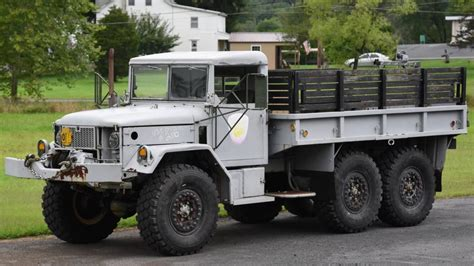 M35 Deuce And A Half by 1970 M35 Deuce And A Half 6x6 Will Redefine Your Idea Of