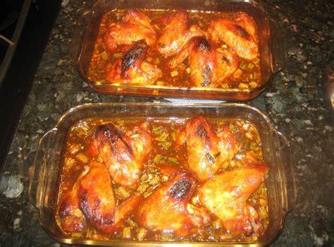 peking wings peking quot chicken quot recipe dishmaps