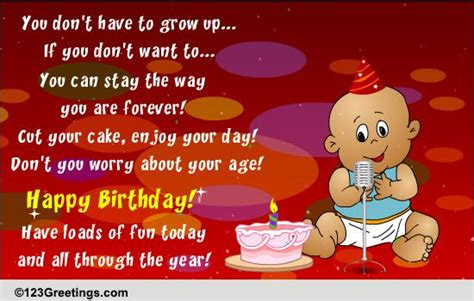 singing birthday baby  songs ecards greeting cards