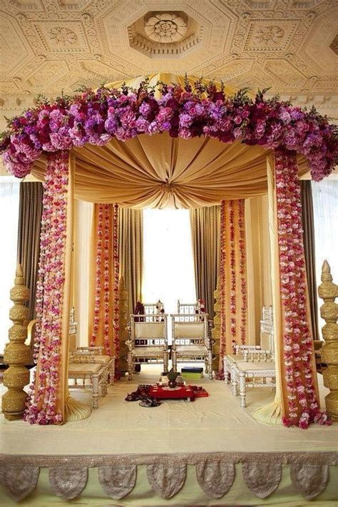 35 Best Images About Wedding Stage And Mandap On Pinterest