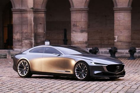 mazda vision coupe cel mai frumos model concept al anului