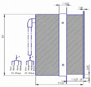 Battery Room Gas Ventilation Fan