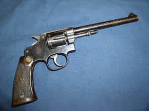Smith and Wesson 22 Caliber Revolver