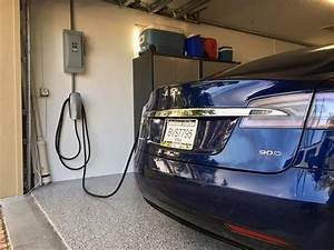 Tesla Wall Charging Station Installation