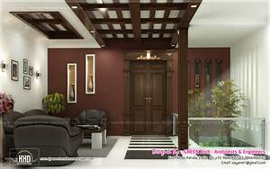 beautiful home interior designs by green arch kerala With interior design in kerala homes