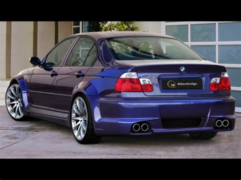 bmw  cosmic wide full body kit