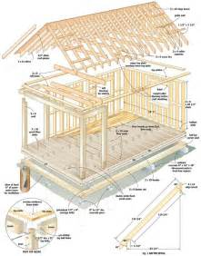 building plans for cabins cool cabin plans