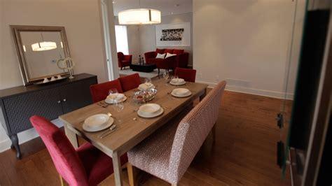 un salon et une salle 224 manger chaleureux d 201 co tendance casa