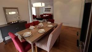 un salon et une salle a manger chaleureux deco tendance With couleur de maison tendance exterieur 8 amenagement optimise et deco pour ma cuisine ouverte