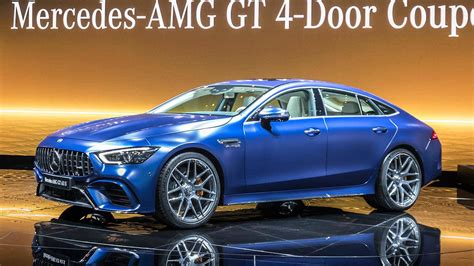 mercedes amg gt  door coupe  igpc
