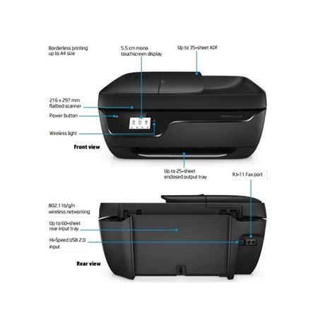 bandingkan harga hp deskjet ink advantage 3835 all in one
