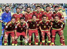 La vida de Venezuela se juega en la Copa América Marcacom