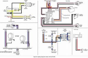 Wiring Diagram For Garage Door Opener Sensors