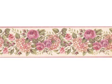 floral wallpaper border  gu