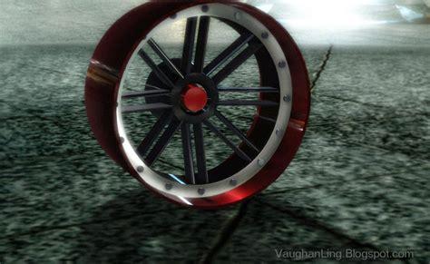 V Ling First Wheel