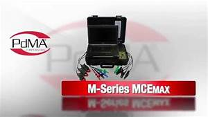 The New M-series Mcemax U00ae Tester From Pdma