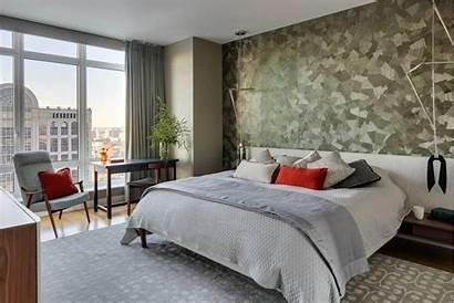 Texture Interior Boston Condo Andra Birkerts Residence