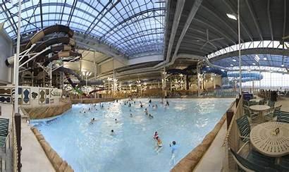 Kalahari Poconos Waterpark Indoor Resorts Largest America