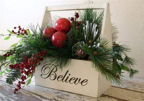 christmas decor christmas floral arrangement country