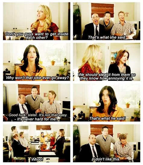 Cougar Town Memes - 91 best cougar town images on pinterest