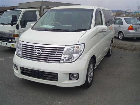 Nissan Elgrand Hd Picture by 2004 Nissan Elgrand Pictures 3500cc Gasoline Automatic