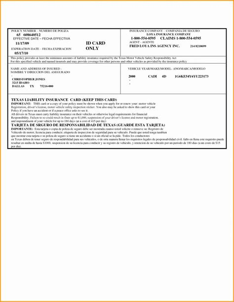 Sign, fax and printable from pc, ipad, tablet or mobile with blank insurance card template is not the form you're looking for?search for another form here. Printable Fake Car Insurance Cards   Printable Card Free