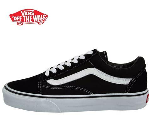 Vans Classic White s vans skool fashion sneaker classic black white