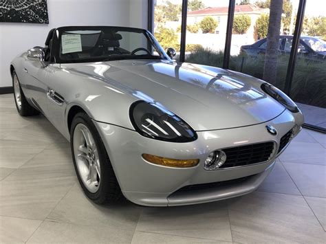 Rare Rides A Bmw Z8 From 2001 Empties Your Wallet
