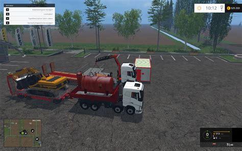 hoisting transport fun mods