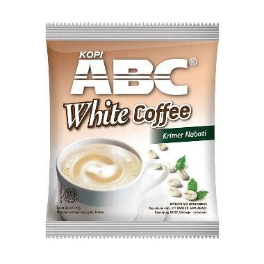 kopi abc white jual kopi kecap saus abc terbaru harga menarik