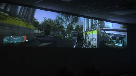 geforce gtx  triple projector ultimate panoramic