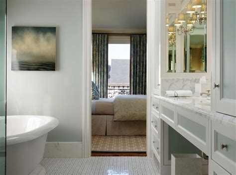 Bathroom Bedroom Colors by Master Bathroom Ideas Transitional Bathroom Jeffers
