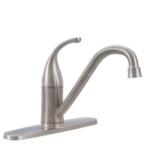 fancy kitchen faucets glacier bay builders single handle standard kitchen faucet