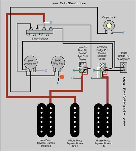 The Original Wiring Diagram Click For Larger Picture