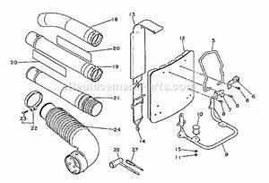 Echo Pb 250 Parts Diagram
