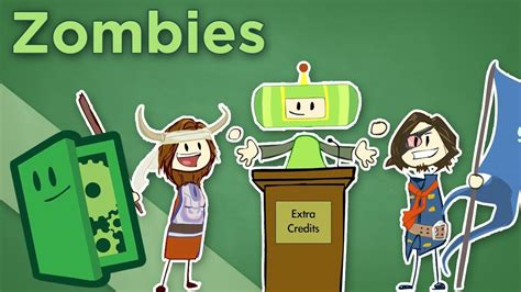extra credits zombies zombie games