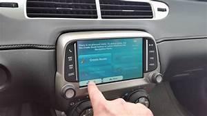 Adding Igo Navigation   Backup Camera To A 2014 Chevrolet
