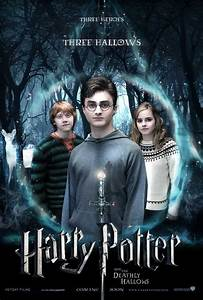 Harry Potter and The Deathly Hallows Part 1 Movie Poster Style A 11×17 Inch Mini Poster – Harry