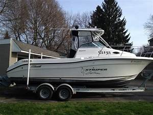 2004 Seaswirl Striper 2601 Wa - Boats For Sale