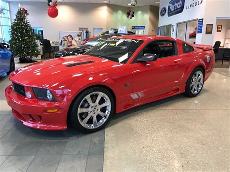 07 Saleen S281 Supercharged Mustang #109 Over 500