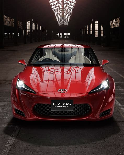 Toyota Ft-86 Heroes Of The Past Wallpapers