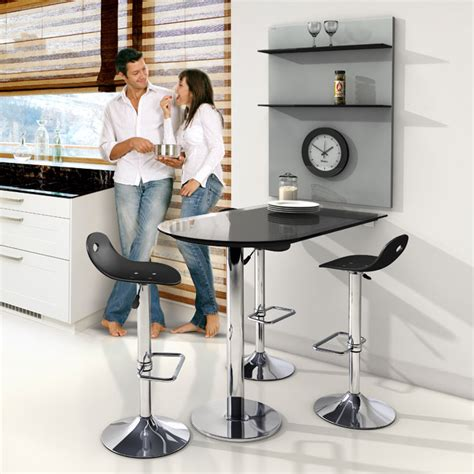 table d appoint cuisine gain de place meubles canapés chezsoidesign à st cyr