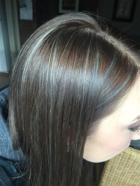 To Brown Turned Grey by I Used Aveda Black Malva To Tone The In My Dyed