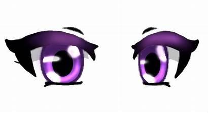 Gacha Eyes Eye Gachalife Sticker Freetoedit Picsart