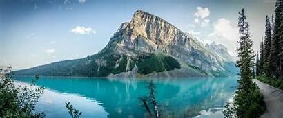 Wallpapers Mountain Lake Louise Travel
