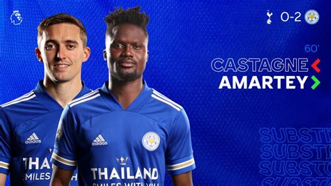 Performance of Ghanaian Players Abroad wrap-up: Amartey ...