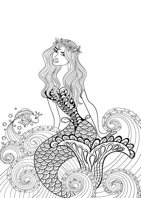 De Mooiste Kleurplaten Liefde kleurplaat zeemeermin 30 mooiste zeemeermin kleurplaten